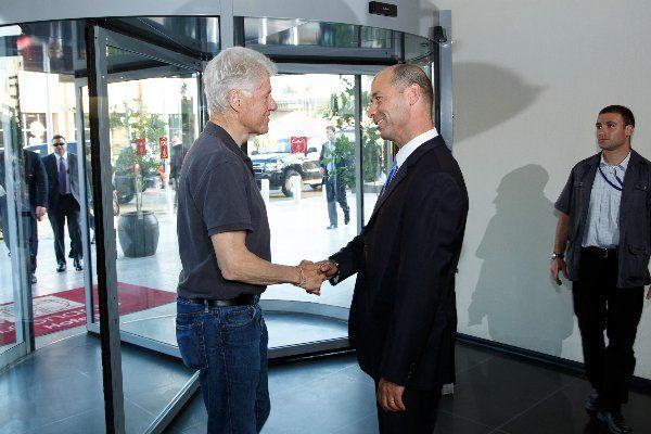 בלוג מלונות לאונרדו, כנסים ומפגשים עסקיים, ביל קלינטון