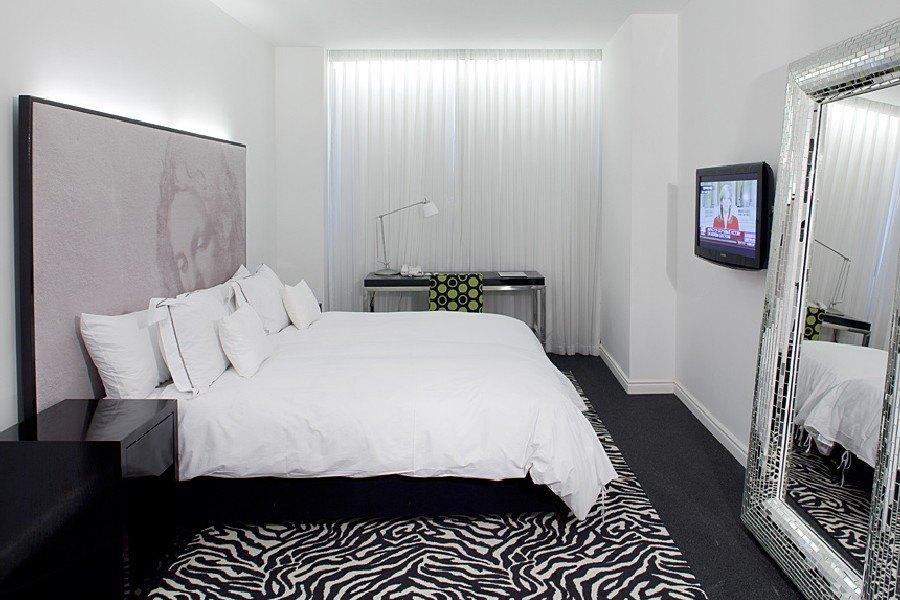 חדר דלקס במלון לאונרדו בוטיק תל אביב