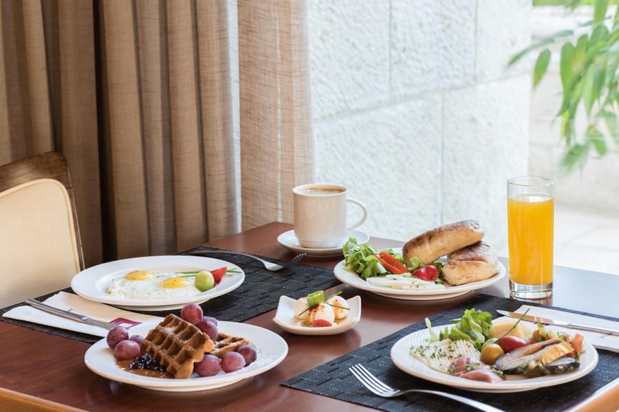 מסעדת המלון לאונרדו ירושלים
