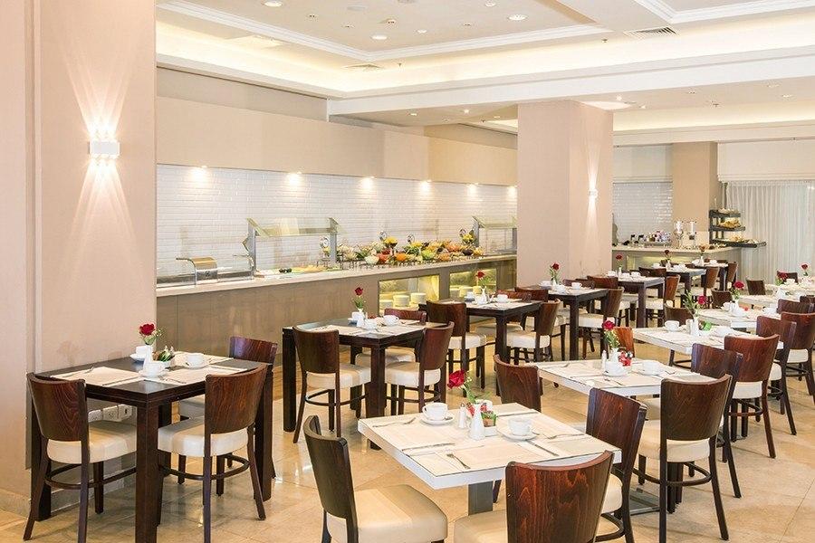 מסעדת מלון לאונרדו אשקלון