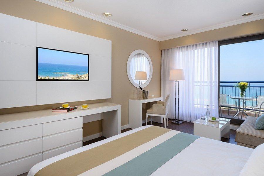 חדר אקסקיוטיב במלון לאונרדו אשקלון