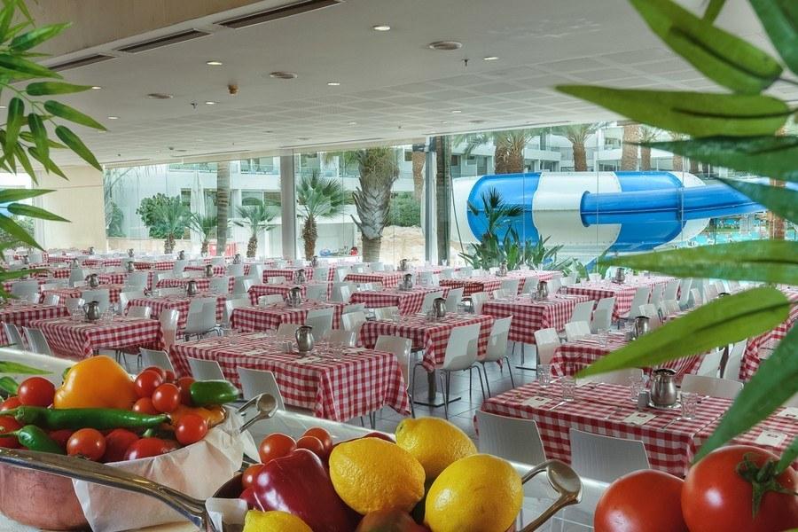 מסעדת מלון לאונרדו קלאב אילת
