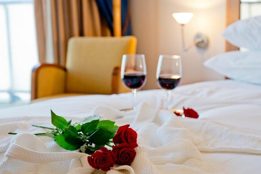 חדר במלון לאונרדו ירושלים