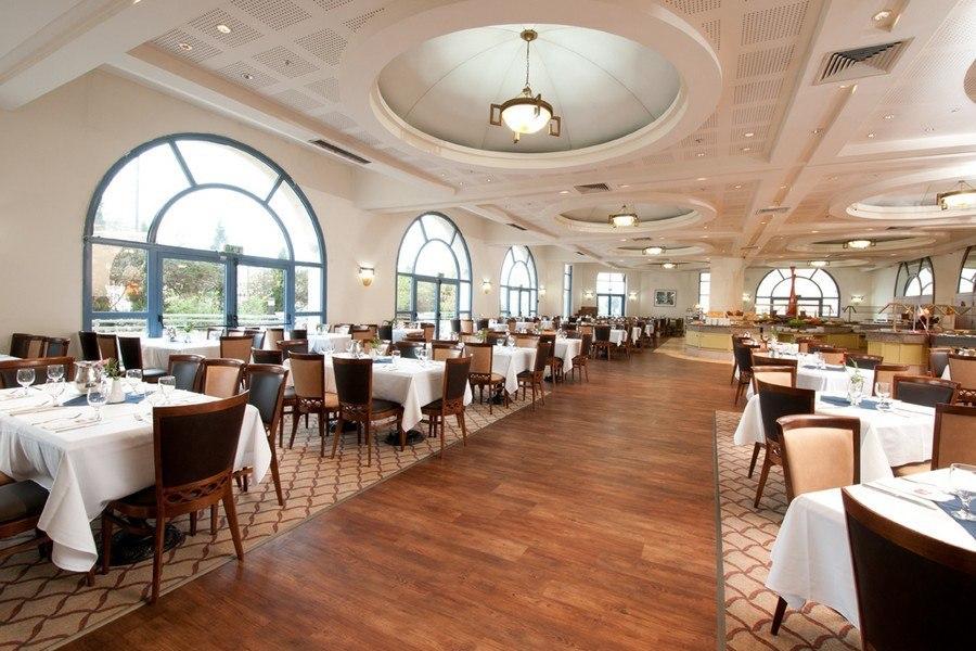 המסעדה במלון לאונרדו ירושלים