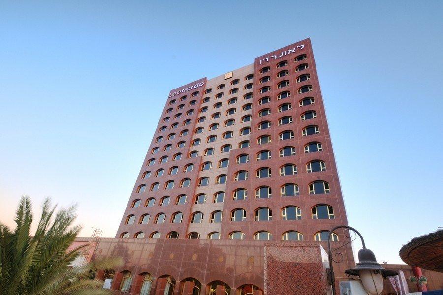 מלון לאונרדו נגב באר שבע