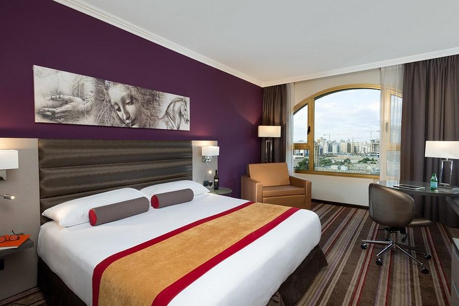 חדר עסקים במלון