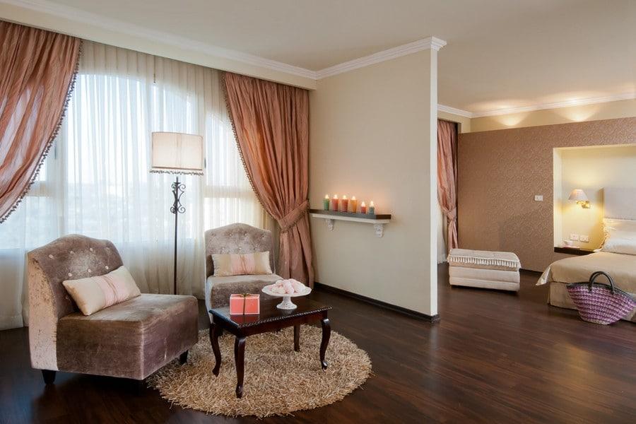 סוויטה נשיאותית במלון