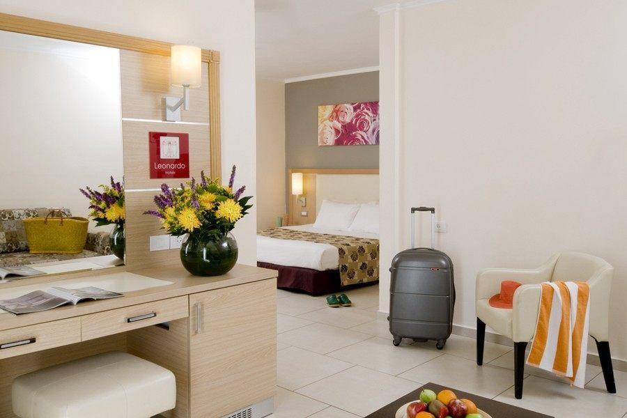 סוויטת ג'וניור במלון