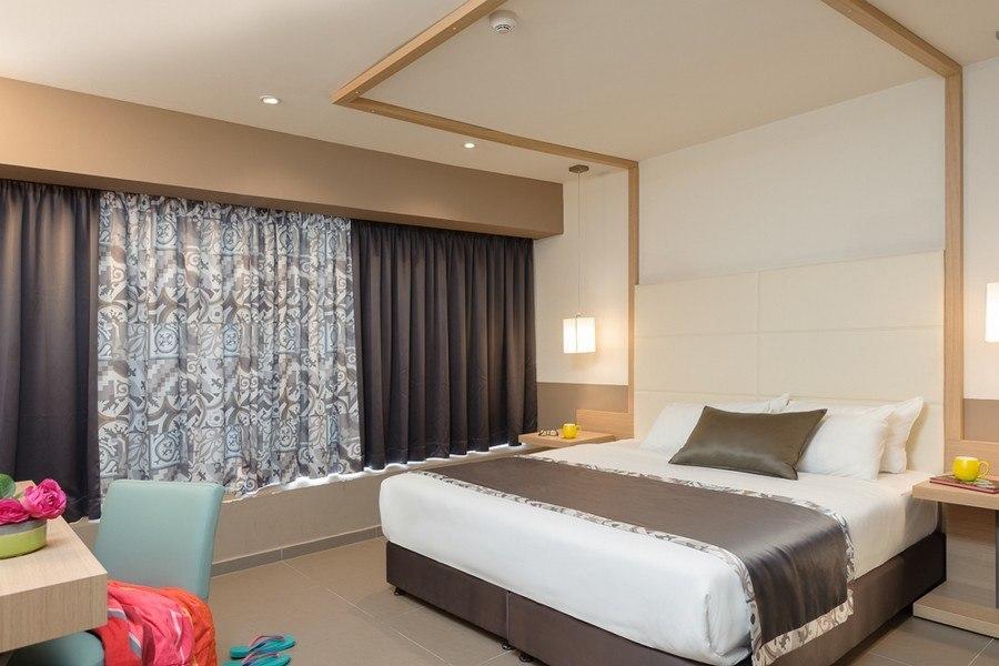 מיטה בחדר סופריור