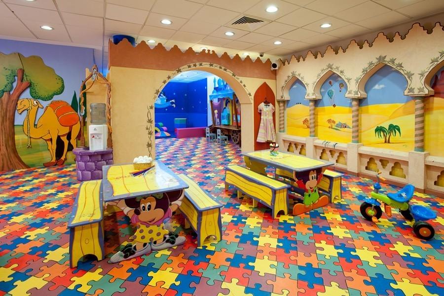 מועדון הילדים במלון